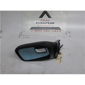 BMW E30 left side door mirror #2564