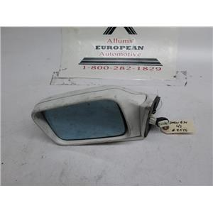 BMW E34 left side door mirror 93-95 #2556