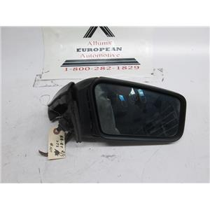 Jaguar XJ6 right side mirror 88-89 #101