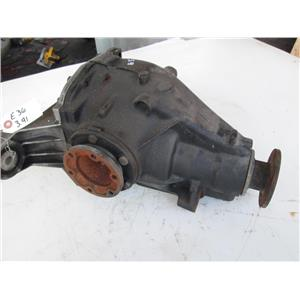 BMW E36 open rear differential 3.91