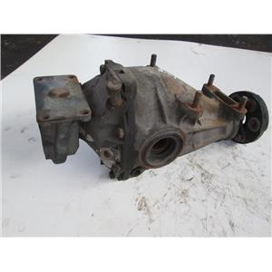 Mercedes W123 rear differential 3.07
