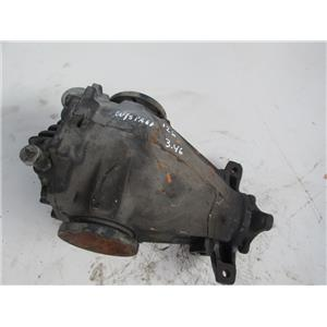 Mercedes W126 rear differential with speed sensor 3.46