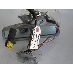 Mercedes W220 S500 S430 center rear view mirror 2208100464 #15