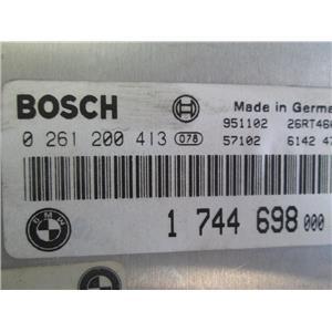 BMW DME ECU engine control module 0261200413