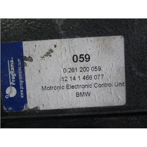 BMW DME ECU engine control module 0261200059
