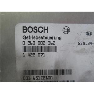 BMW TCM trasmission control module 0260002362