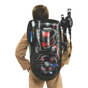 Kids Classic Ghostbusters Inflatable Costume Proton Backpack