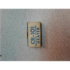 Ge CR101 Manual Starter Heater