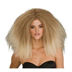 Fashion Runway Frizzy Bouffant Hairstyle Wig