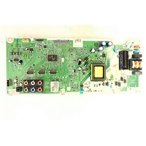 Sanyo FW40D36F ME4 Main Board/Power Supply A5G2AMMA-001