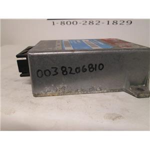 Mercedes SRS air bag control module 0038206810