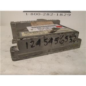 Mercedes E-gas throttle body control module 1245456532