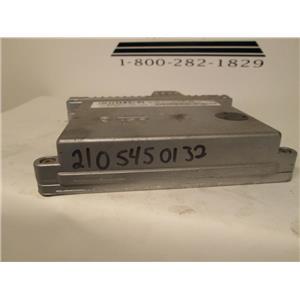 Mercedes E-gas throttle body control module 2105450132