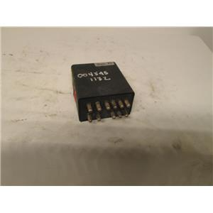 Mercedes idle speed control relay 0045451132