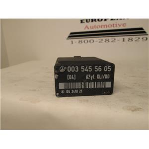 Mercedes climate control relay 0035455605