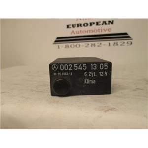 Mercedes A/C compressor control relay 0025451305
