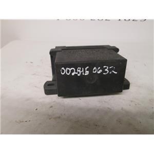Mercedes diesel glow plug relay 0025450632