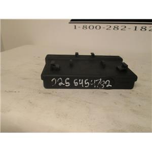 Mercedes brake assist control module 0255454732