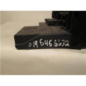 Mercedes SAM signal aquistion control module fuse box 0195455632