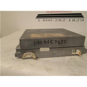 Mercedes E Gas ECU control module 1405455732