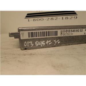 Mercedes ABS control module 0135459232 0265101044