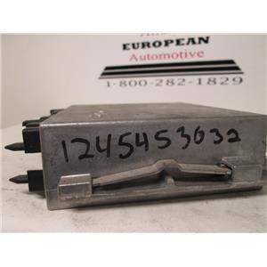 Mercedes E-gas throttle body control module 1245453032