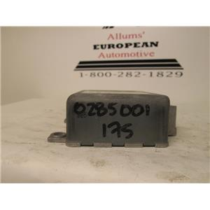 Audi SRS air bag control module 0285001175 441959655