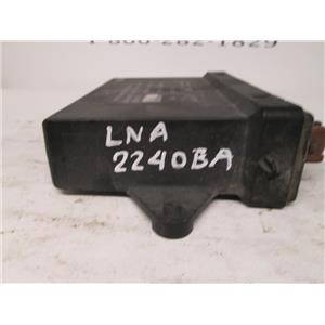 Jaguar XJ6 lamp control module LNA2240BA