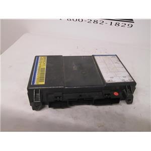 Jaguar XJ8 security anti theft module LNC2600HD