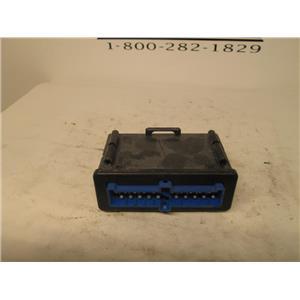 Jaguar XJ6 control relay DBC10193