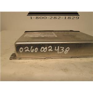 Jaguar XJ8 XK8 TCM transmission control module 0260002438 LJA2400EA