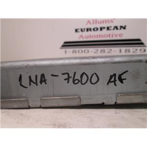 Jaguar XJ6 temperature climate control module LNA7600AF