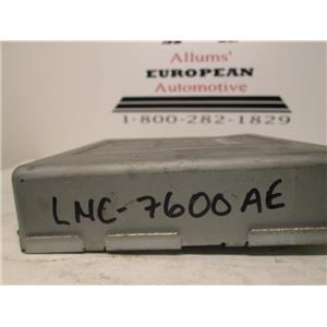 Jaguar XJ6 temperature climate control module LNA7600AE