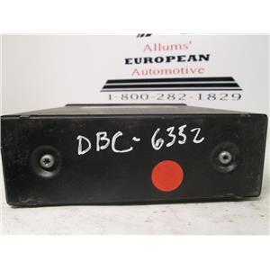 Jaguar XJ6 ECU engine control module DBC6352