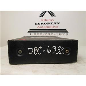 Jaguar XJ6 ECU engine control module DBC6332