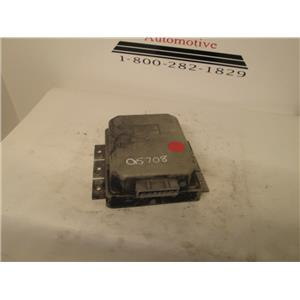 Volvo ignition control unit 0227100019