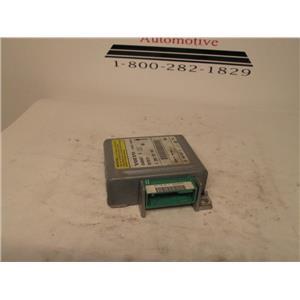 Volvo SRS air bag control module 0285001100