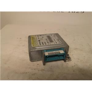 Volvo SRS air bag control module 0285001220