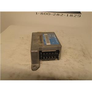Volvo SRS air bag control module 0285001029