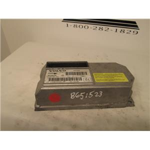 Volvo SRS air bag control module 0285001456 8651523