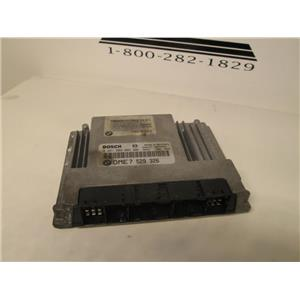 BMW DME ECU engine control module 7529787 0261209002
