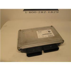 BMW DME ECU engine control module 7510154