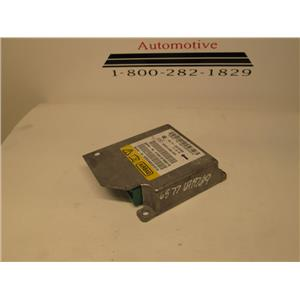 BMW SRS airbag control module 65776919789