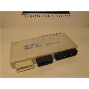 BMW general body control module 61358378631