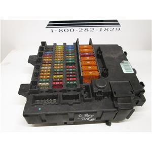 BMW interior fuse relay junction box 6905228