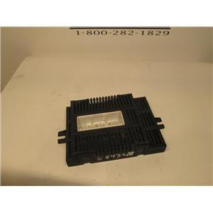 BMW light control module 6943288