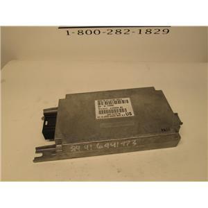 BMW voice control module 84416941973