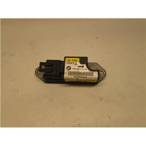 BMW crash impact sensor 65778381564