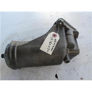 Mercedes M119 oil filter housing 1191800711