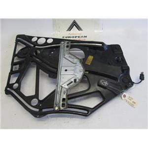 Mercedes convertible right rear window regulator w/ motor 1246702003